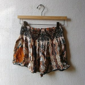 Angie Shorts - Bohemian Angie Shorts